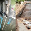 สำรวจการปรับปรุงระบบบำบัดน้ำเสีย ศูนย์ราชการุณย์ สภากาชาดไทย เขาล้าน จังหวัดตราด